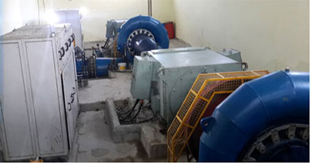 PENTAFLO - Successfully commissioned 2 x 750 KW Small Hydro Project at Sangrah, Kargil in Jammu and Kashmir. Customer: Kargil Renewable Energy Development Agency : Click to Enlarge